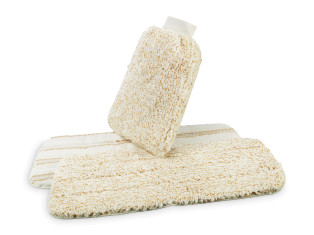 2 az 1-ben seprű és felmosóhoz kiegészítő szett fafelületekhez