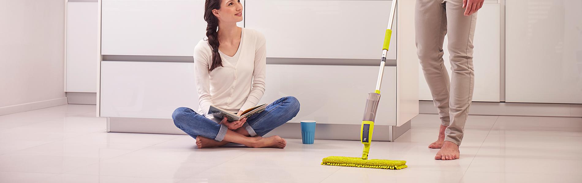 Spray Cleaner felmosó és ablaktisztító